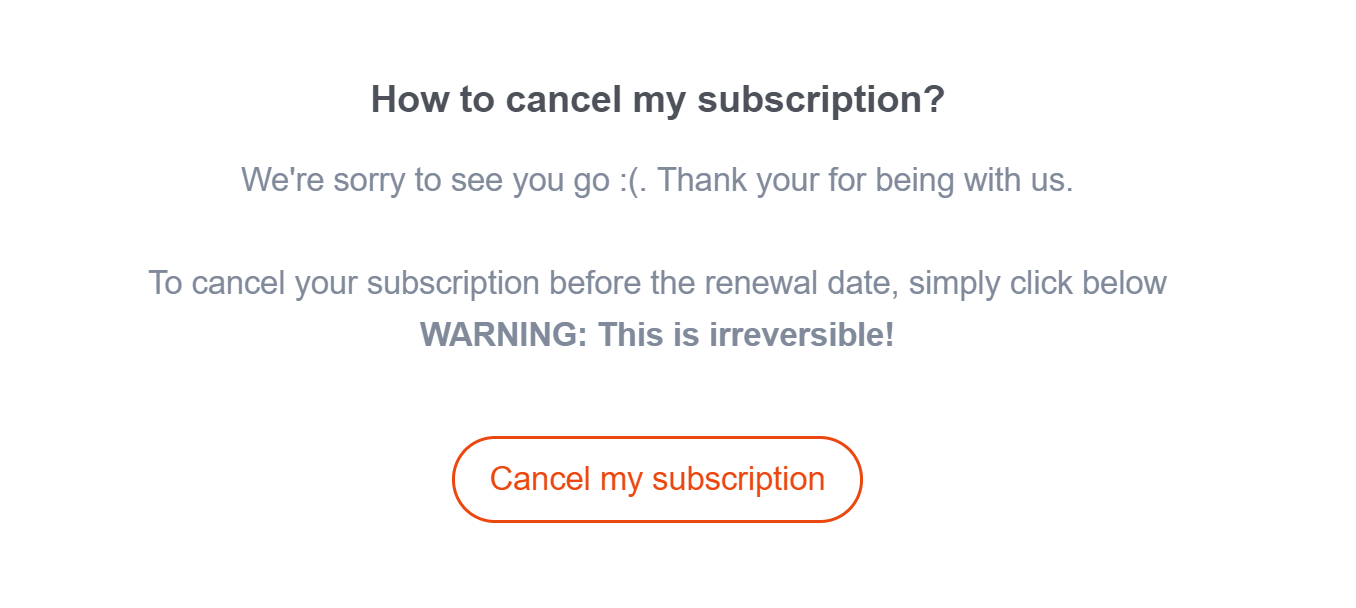 cancel_yamm_subscription.PNG
