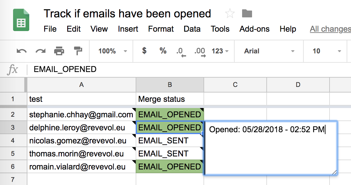 How to track if your emails have been opened