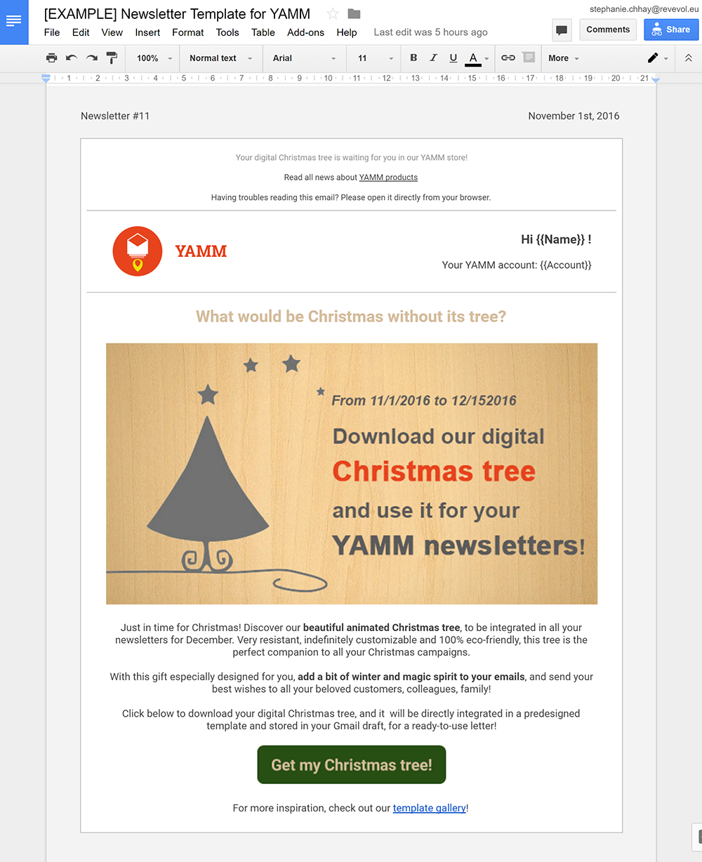 Template Newsletter Overview  Example Of Newsletter Templates